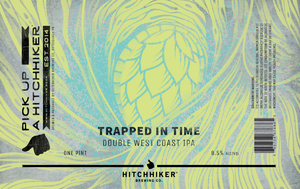 Trapped in Time - Double West Coast IPA - 4-Pack